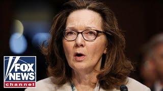Gina Haspel testifies in Senate confirmation hearing
