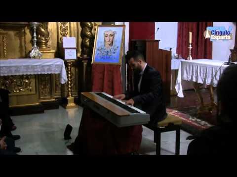 """""""Virgen de Montserrat"""" a piano"""