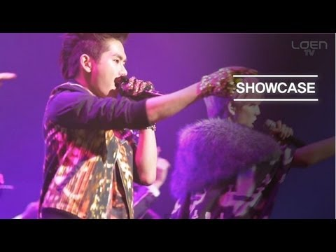 [INFINITE H Showcase-4] _ Special Girl (Live Ver.) [ENG SUB]