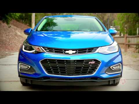 2016 Chevrolet Cruze | 5 Reasons to Buy |  Autotrader