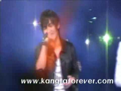 Hyesung & Kangta 'I Love You' Korea Sparkling 2007