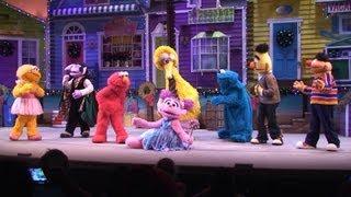 A Sesame Street Christmas Full Show, SeaWorld - With Elmo, Abby, Big Bird, Ernie & Bert