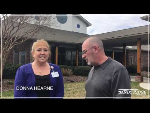 Sandy Ridge Memory Care - Vital Signs 2019