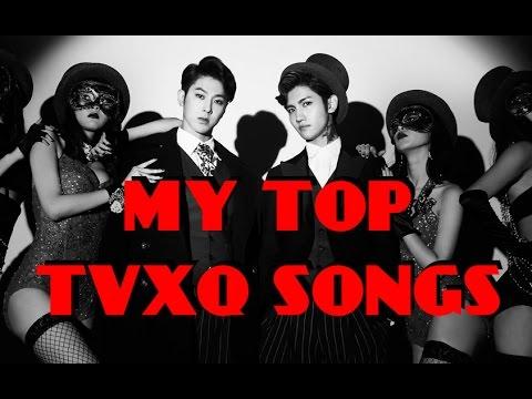 MY TOP 50 TVXQ/DBSK SONGS (2015)
