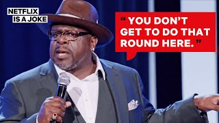 My Teen Son's Girlfriend Needs To Learn Respect   Cedric The Entertainer