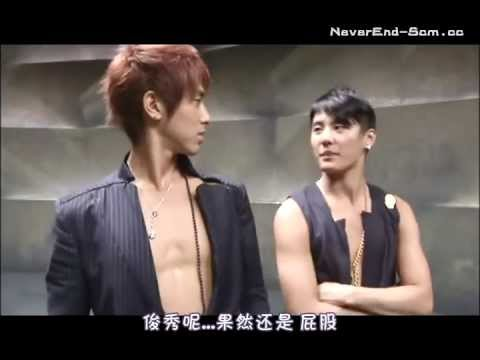 All About TVXQ Seanson 3 Making Film-Mirotic MV 拍攝花絮[中字]