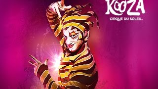 Jason Berrent • KOOZA by Cirque du Soleil (Trickster Close-up)