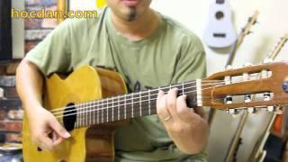 Bài 15 - Guitar đệm hát - Cát Bụi - Trịnh Công Sơn - Hiếu Orion