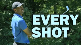 Tiger Woods Opening Round at the 2020 Northern Trust | Every Shot