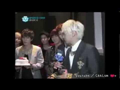 [KyuMin] thanKyu for taking care Min