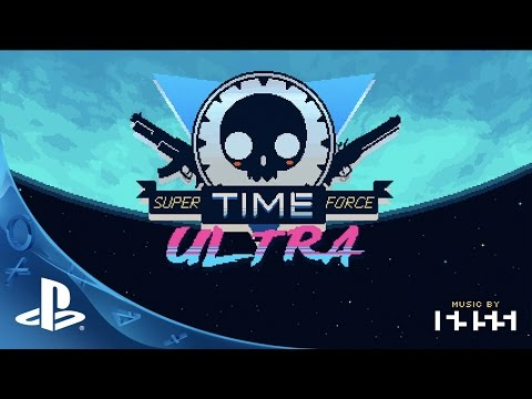 Super Time Force Ultra Trailer