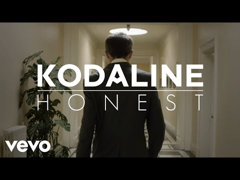 Kodaline - Honest (Official Lyric Video)