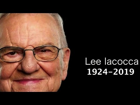 Obituary: Lee Iacocca