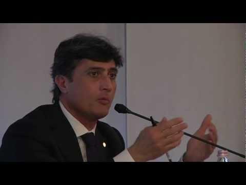 Intervento di Raffaele Curcio, presidente Sapar, alla conferenza di apertura di Enada Rimini
