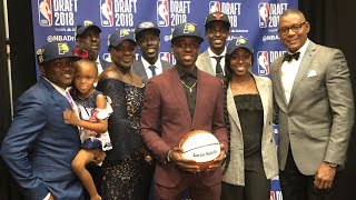 Aaron Holiday's selection makes it a family affair in Brooklyn