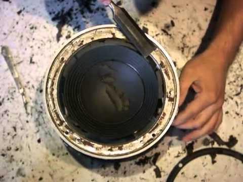 JBL 116A L19 4301 AlNiCo Woofer Bass Lautsprecher Sicke Reparatur Refoaming