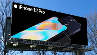 Exclusive iPhone 12 Pro Leaks! Final Design, 120Hz Hope & iOS 14 Beta 6!