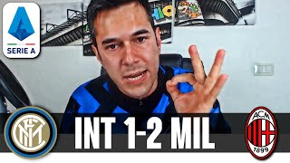SBARELLO DI BRUTTO! | Inter-Milan 1-2 Serie A