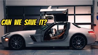 The $30,000 Disaster All Mercedes SLS AMG Owners Fear. CAN WE SAVE MINE???