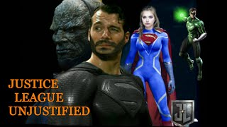 Justice League scenes that were removed [Not actual deleted scenes]