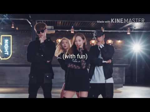 things you (probably) didn't notice in kard's dance practice (fun ver)