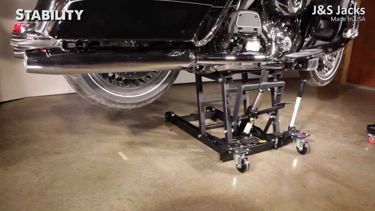 Motorcycle Lift Comparison Youtube