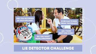 Lie Detector Challenge | Vicki Belo