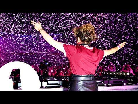 Annie Mac live at Hï for Radio 1 in Ibiza 2017