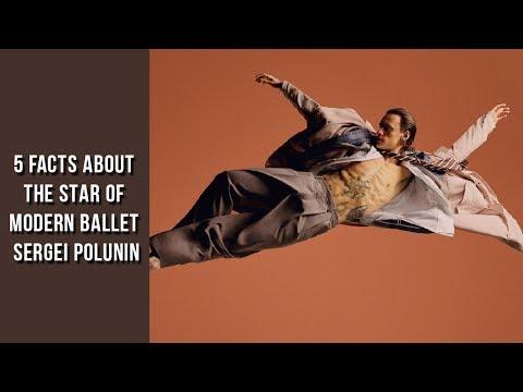 5 scandalous facts of the biography of the star of the modern ballet by Sergei Polunin