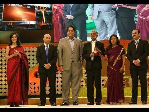 CNBC TV 18 Emerging India Awards 2014