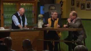 Freunde in der Mäulesmühle: Bernhard Hurm