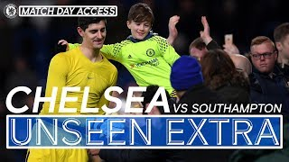 Tunnel Access Chelsea Vs Southampton | Unseen Extra