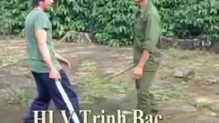 Võ thực chiến Việt Nam: Khi đặc công về hưu chỉ bí kíp