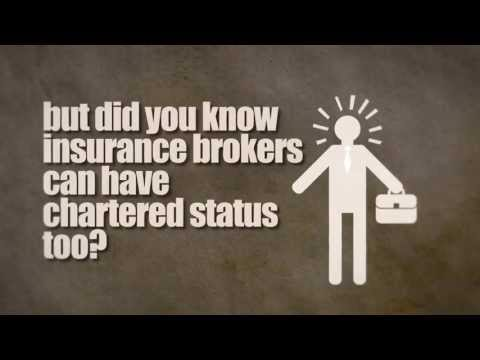 MADE SIMPLE: How to become a Chartered Insurance Broker.
