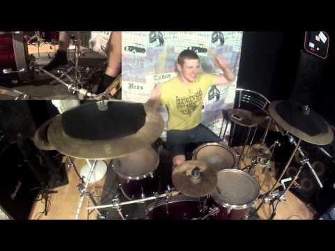 AMATORY -  Преступление против времени (DrumCOVER)