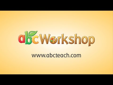abcWorkshop: Coming soon to abcteach
