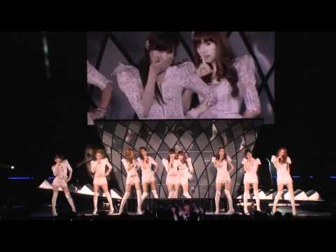 [SNSD] GENIE REMIX @ GIRLS GENERATION ARENA TOUR 2011