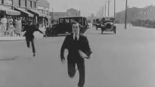 چارلی چاپلین خۆترین ڤیدۆ