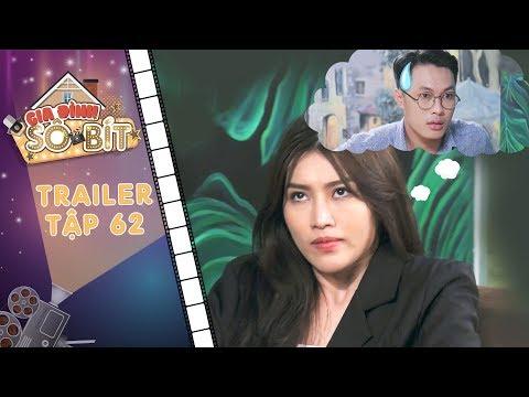 Gia đình sô - bít|Trailer tập 62: Thiên Thanh nhăn mặt khi phát hiện giới tính thật của đồng nghiệp?