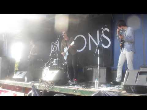 The Moons - Nightmare Day - Northampton 2013