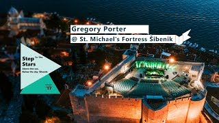 Gregory Porter live @ St Michael's Fortress in Šibenik, Croatia