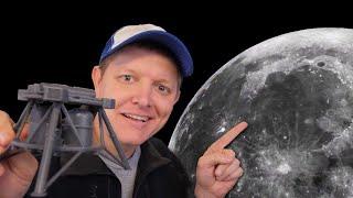 NASA's Robotic Lunar Lander - Smarter Every Day 252
