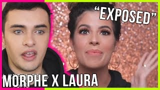 "LAURA LEE CAUGHT OUT IN ""SOLD OUT"" MORPHE BRUSHES COLLECTION!! Cosmetics Makeup"