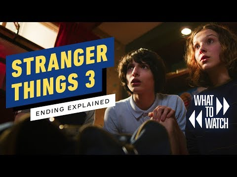 Stranger Things Season 3: Ending Explained