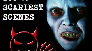 The Top 10 Scariest Scenes in Movies
