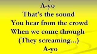 Ron Artest-Champions Lyric Video