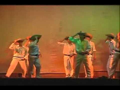 Taquirari  - Danza folklorica de Bolivia