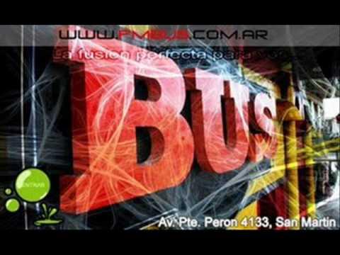 Jimmy y Su Combo Negro - Andaras Arrepentida (Bus Bailable)