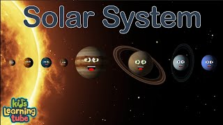 Solar System Song/Solar System/Planets/8 Planets Song