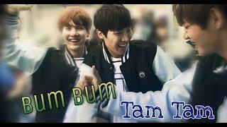 Bangtan ~ Bum Bum Tam Tam [FMV] ║Funny ver.║